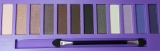 Paleta fard purple