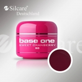 Gel Base One Sweet Cranberry 5g