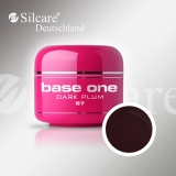 Gel Base One Dark Plum 5g