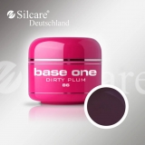 Gel Base One Dirty Plum 5g