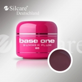 Gel Base One Summer Plum 5g