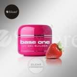 Gel 3 in 1 Base One Strawberry Pink 5 ml