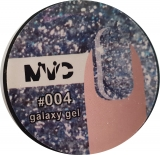 Gel color sclipici Galaxy 004