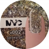 Gel color sclipici Galaxy 003