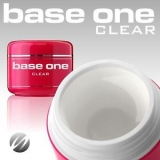 Gel 3 in 1 Base One clear 15g