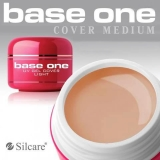 Gel 3 in 1 Base One cover medium 50g