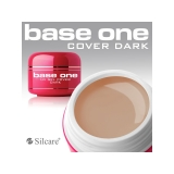 Gel 3 in 1 Base One cover dark 15g
