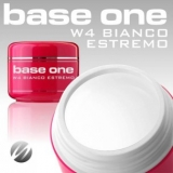 Gel 3 in 1 Base One bianco Estremo 15g
