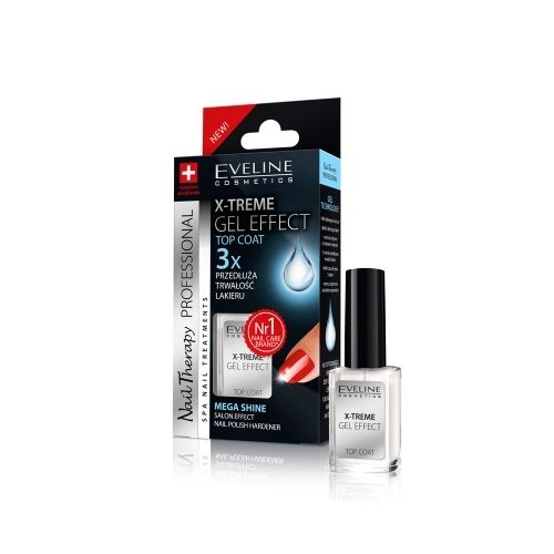 Top coat efect gel Eveline