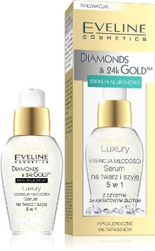 Ser 24 gold cu acid hyaluronic 40 ml