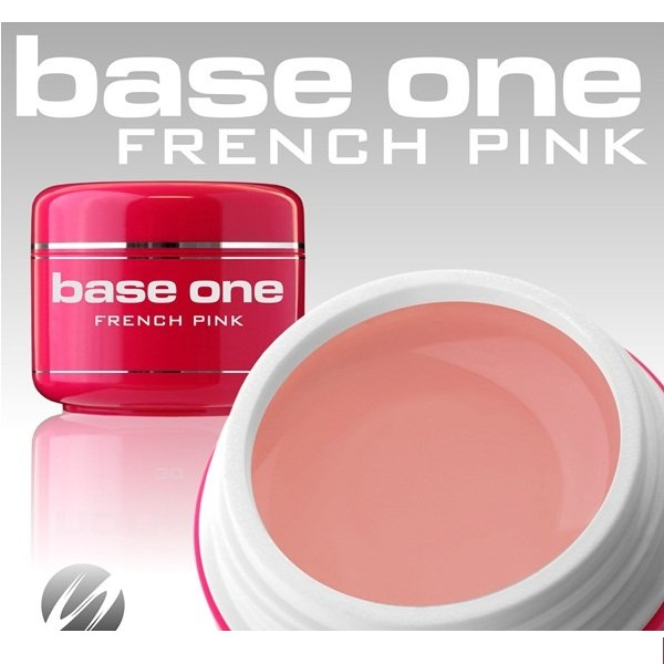 Gel 3 in 1 Base One french pink 50g
